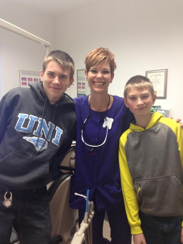 Dr. Amy Stodola of Family Smile Care Center.