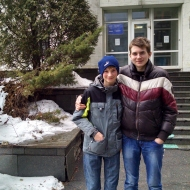 Thomas and Alexander
